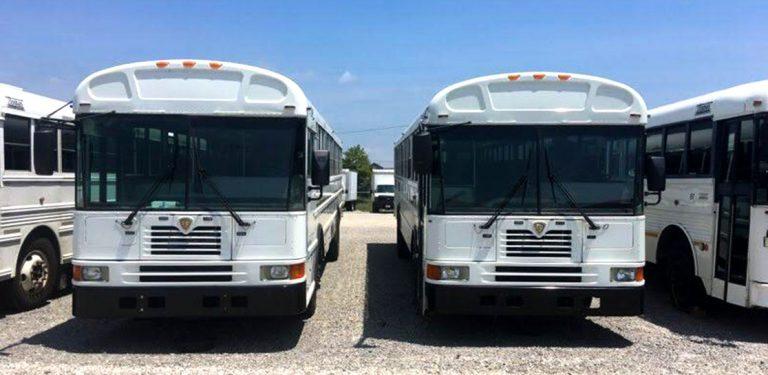 Bus Fleet - Bush Fire Services